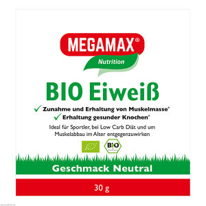 Bio Eiweiss Neutral Megamax